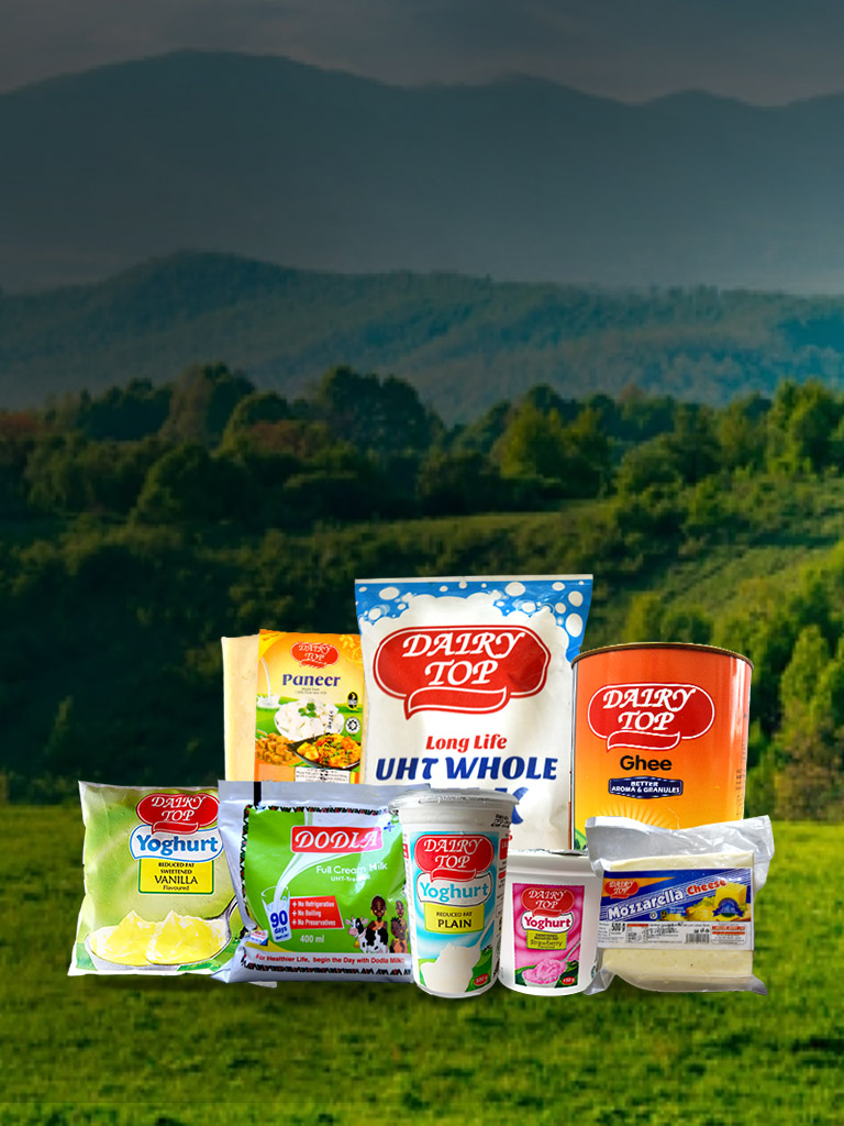Supplier of high quality milk from farm to your family